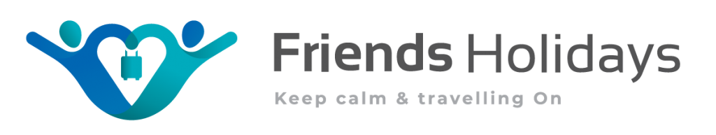 Friends holidays logo